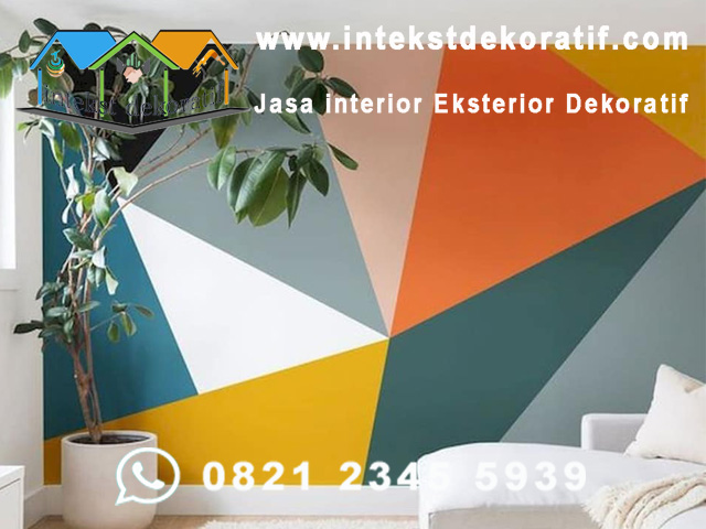 Pengecatan Dekoratif Jakarta - Bekasi