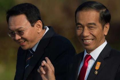 Jokowi Diminta Tidak Lindungi Ahok yang Masuk Daftar Dugaan Korupsi Megaproyek e-KTP