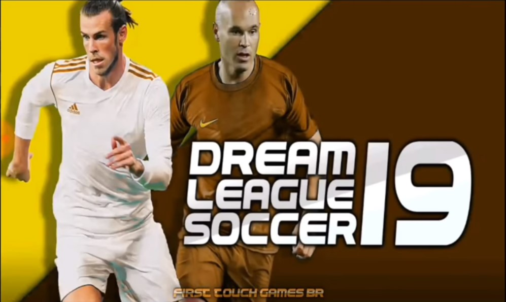 Download Dream League Soccer 2019 (DLS 19) Mod Apk + Data Obb