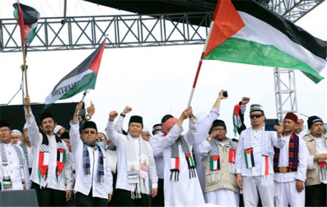 hidayat nur wahid palestina