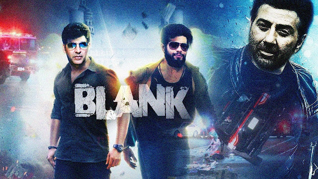 Blank (2019) Full Hindi Movie Download In HD 720p....