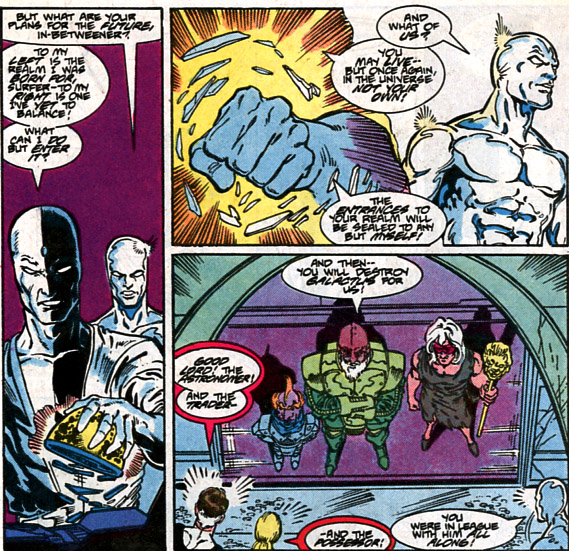 The Peerless Power of Comics!: The Devourer    The Titan