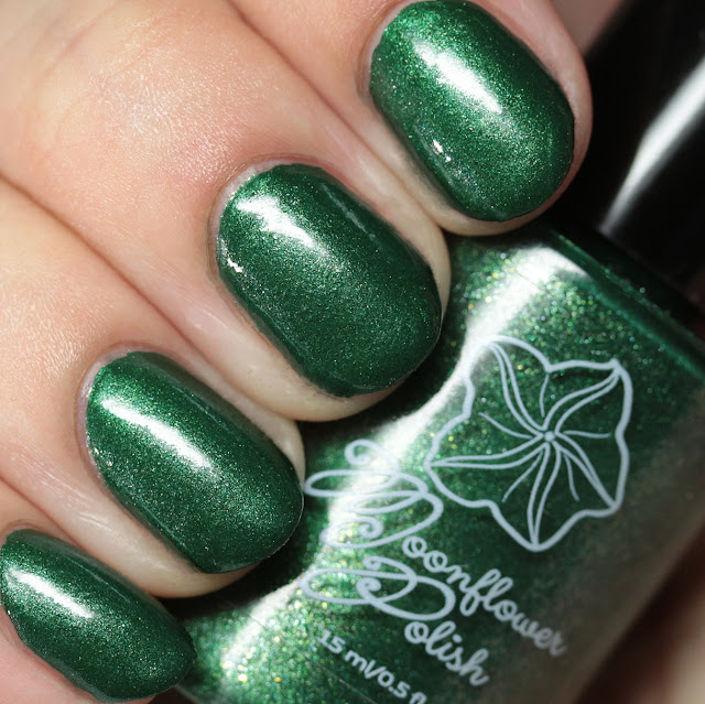 Moonflower Polish El Yunque