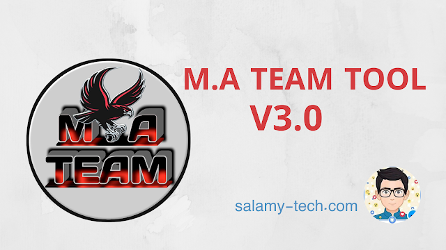 DOWNLOAD M.A TEAM TOOL V3.0 | FREE FOR ALL