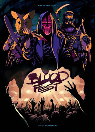 Poster Of Hollywood Film Watch Online Blood Fest 2018 Full Movie Download Free Watch Online 300MB