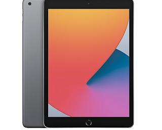 تابلت آبل ايباد Apple iPad 10.2 2020 الإصدار : A2428, A2429 يُعرف أيضًا باسم Apple iPad 8th Gen و Apple iPad (الجيل الثامن)