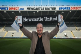 Wenger To be Replaced by Rafa Benitez