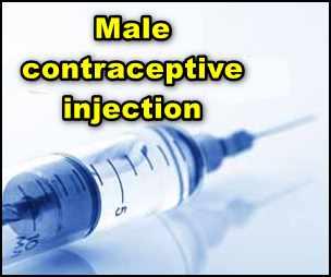 Male contraceptive injection పురుషులకు కుటుంబ నియంత్రణ ఇంజెక్షన్