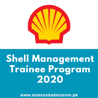 Shell Pakistan Management Trainee Program 2020
