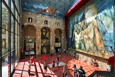 Salvador Dali Müzesi – Figueres/İspanya