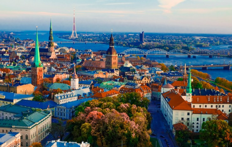 Top 10 Places to See in the Baltic States - Riga, Latvia