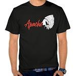 Kaos Distro Pria Apache SK09 Asli Cotton