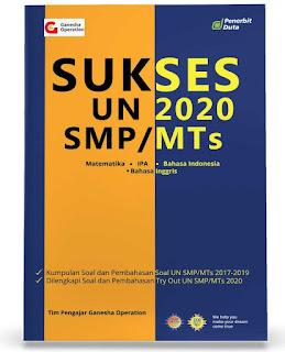 Kumpulan Prediksi SOAL UN 2019/2020 SMP/MTS
