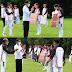 Presiden Jokowi Serahkan Bonus Rp 5,5 Miliar kepada Greysia Polii/Apriyani Rahayu