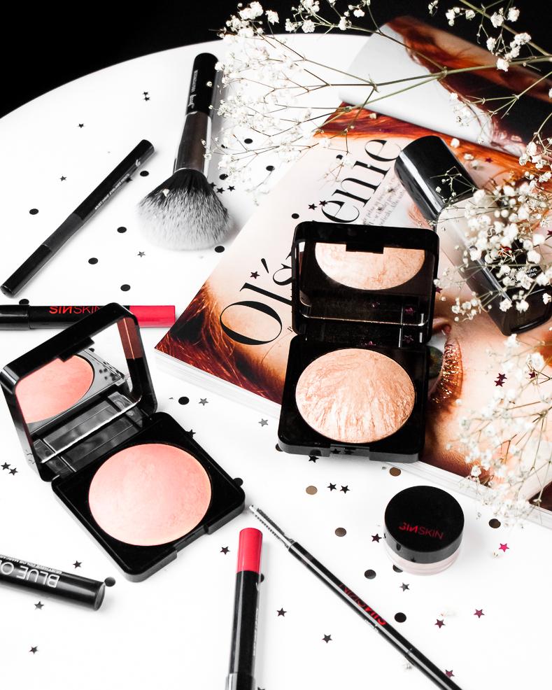 kosmetyki sin skin rossmann promocja -55% blog opinie