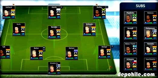 Dream League Soccer 2020 Bayer Leverkusen Yaması İndir