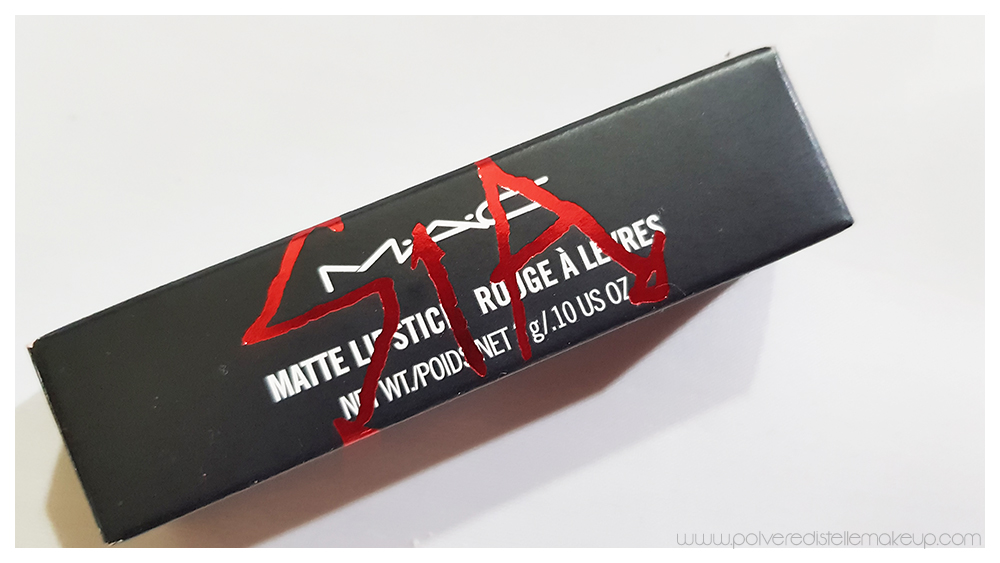 Viva Glam SIA MAC Cosmetics Rossetto Matte