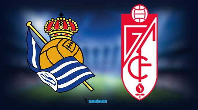 Real Sociedad vs Granada
