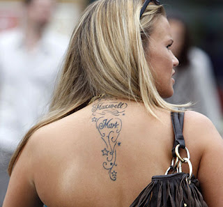 New Trends for Back of Neck Tattoo Ideas