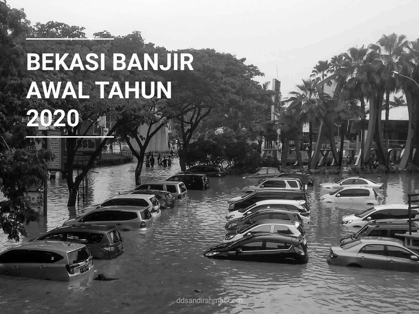 2020 Kenalan sama Banjir di Bekasi