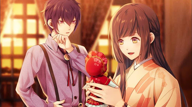 Otome Game Review The Charming Empire Reverie Wonderland