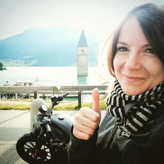 Viaggio in solitaria in moto Treviso Londra