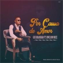 Gui Brandão - Por Causa de Amor (feat. Rwejon Nice)