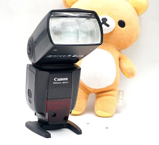 Flash Canon 580EX II Bekas