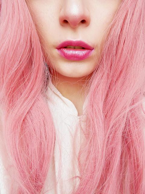 Purple Blossom Haze Spring Makeup Inspiration Blog de la Licorne