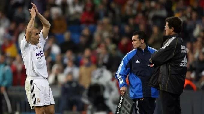 Cannavaro recalls stressful start to life under Capello at Real Madrid