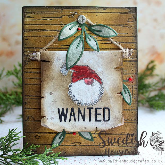 #tbt WANTED! Santa | By Olga