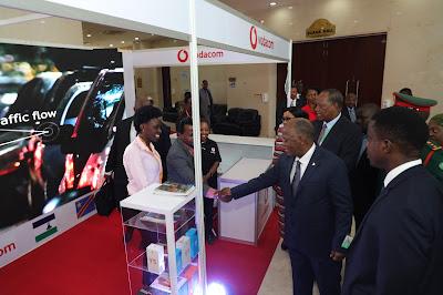 Vodacom yadhamini mkutano wa 39 wa SADC