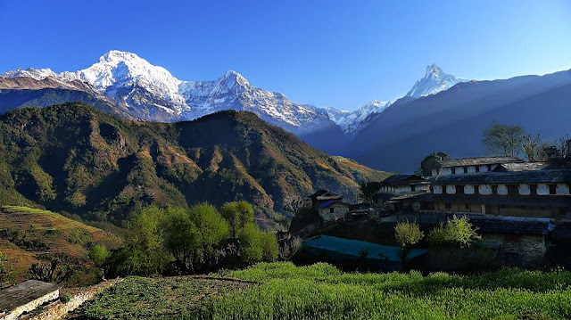 Cheap Trekking in Nepal