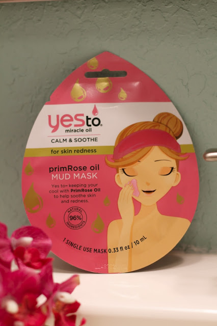 YesTo Primrose mud mask