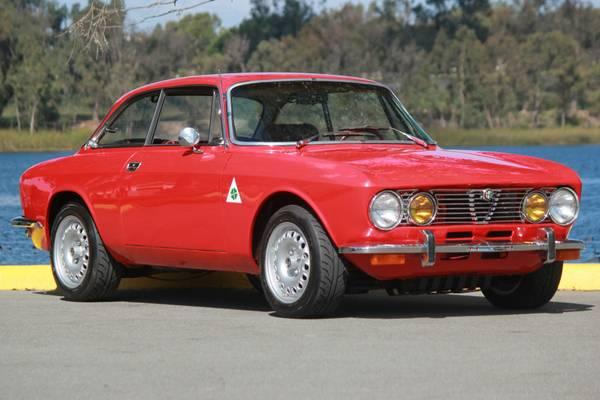 1974 Alfa Romeo Gtv 2000 Auto Restorationice