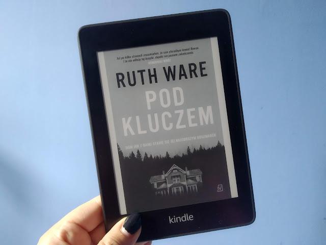 #43 Pod kluczem - Ruth Ware