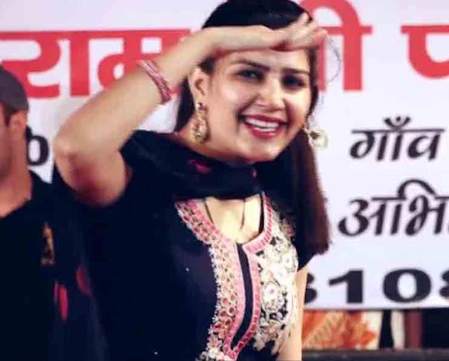 sapna choudhary haryanvi song