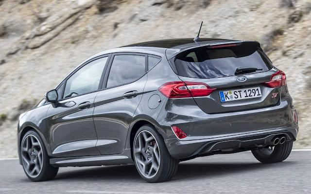 Ford Fiesta 2019 ST