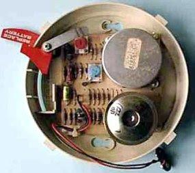 Detektor Asap Ionisasi
