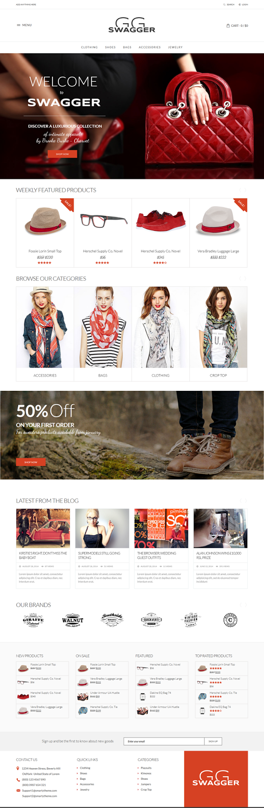Best WordPress Online Store Theme