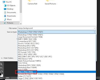 Cara Menghilangkan Background Foto Menggunakan Adobe Photoshop 9 - Mazzajie