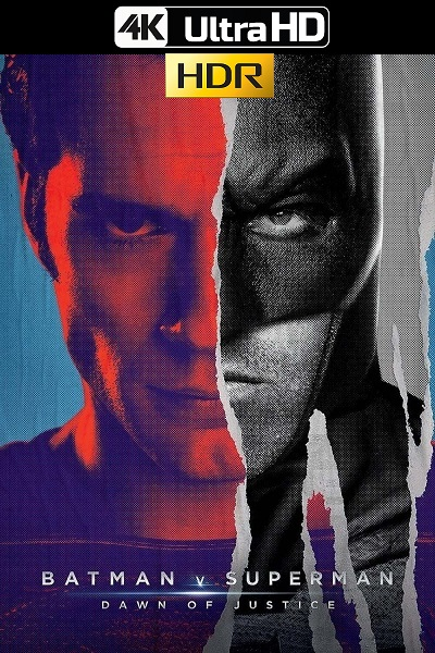 Batman V Superman Dawn Of Justice (2016) [EXTENDED] [Ultimate Edition] [Remastered] [IMAX] WEB-DL 4K HDR Latino – CMHDD