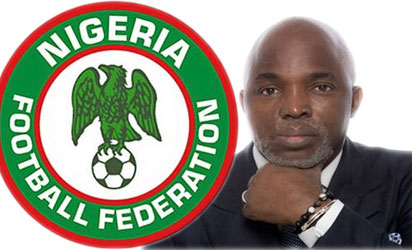 Pinnick re-affirms NFF's support for Nigeria Pitch Awards