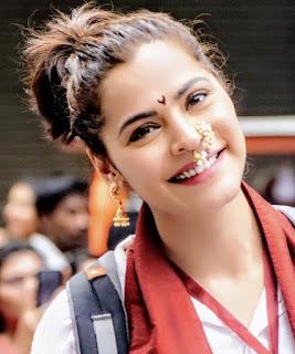 Anuja Sathe - Jhansi Ki Rani Actresses Name