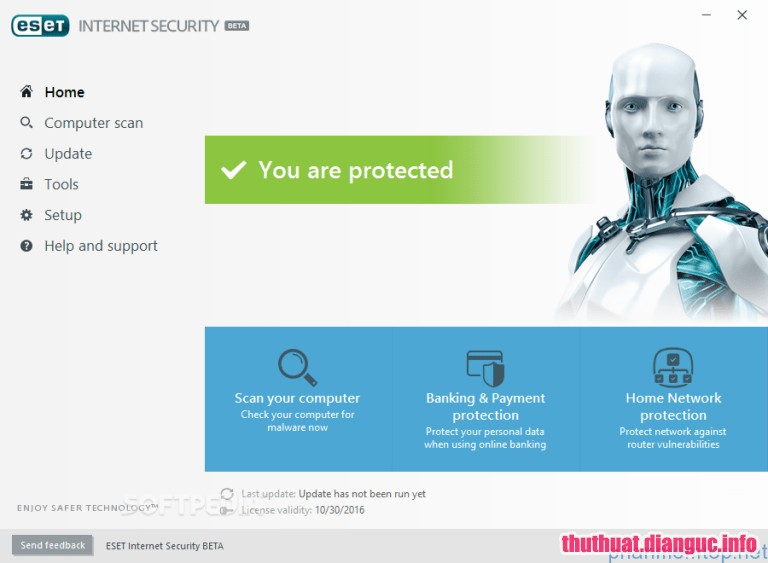 tie-smallDownload ESET Internet Security 11.2.49.0 Full Cr@ck – phần mềm diệt virus tốt nhất
