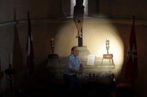 López de Silanes y el efecto de luz.