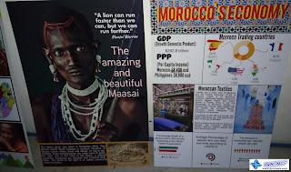 Sticker on Sintra Board for Brent International School