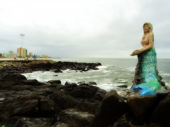 Costão dos Náufragos, em Barra Velha