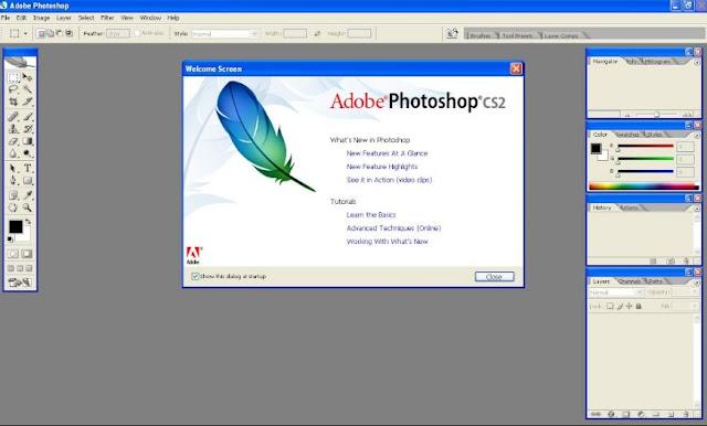 Adobe Photoshop CS2 Free Download