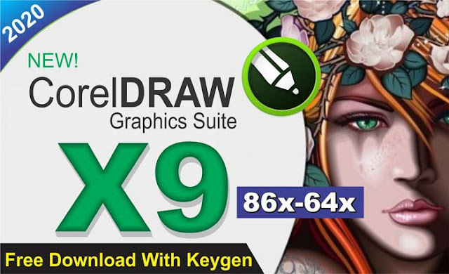 Corel draw 2020 with Crack+Key Full Version Free Download | Coreldraw Graphics Suite 2020